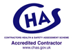 Chas - Contractors Health and Safety Assessment Scheme - Accredited Contractor